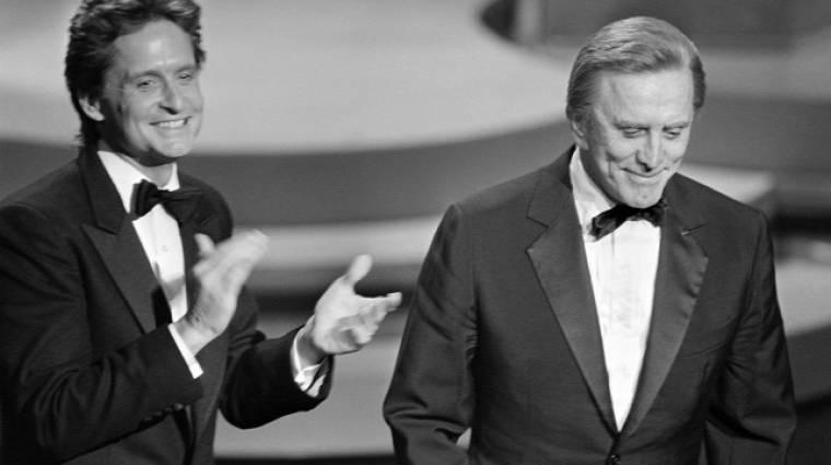 103 éves korában elhunyt Kirk Douglas kép
