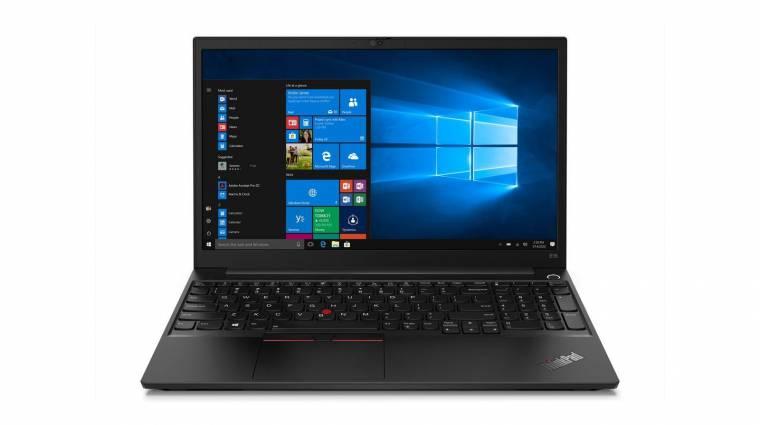 AMD Ryzen 4000 processzorral jönnek a Lenovo ThinkPad E14 és E15 laptopok kép
