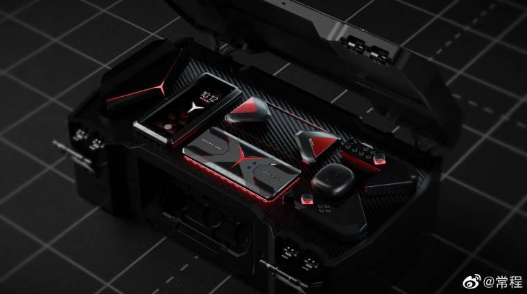 Villámgyors töltéssel jön a Lenovo Legion gamermobil kép