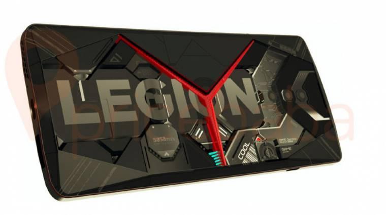 Ilyen lesz a Lenovo Legion gamermobilja kép