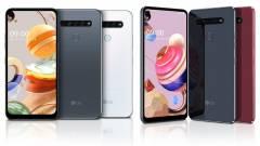 Új, K-szériás mobilokkal jelentkezett az LG kép