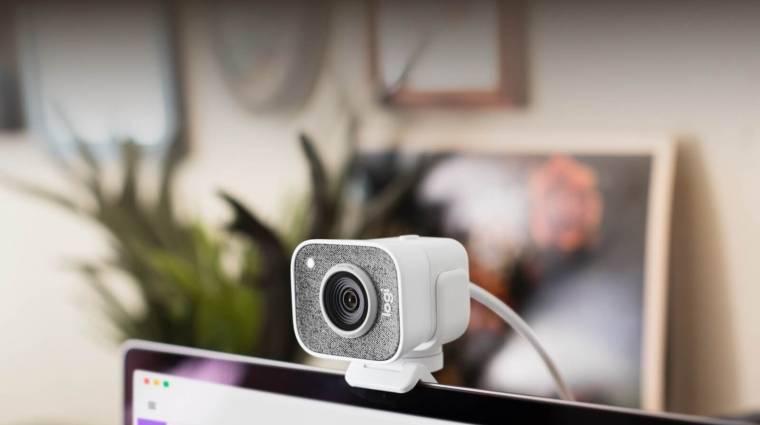 A streamingre koncentrál a Logitech új webkamerája kép