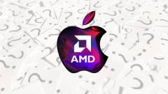 Hamarosan jöhetnek az AMD-s MacBook modellek kép