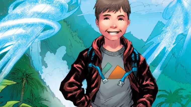 Környezetvédő kisfiúból csinált szuperhőst a Marvel bevezetőkép