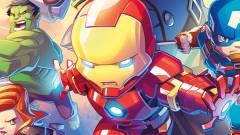 Megjelent az első Marvel témájú társasjáték a Kickstarteren kép