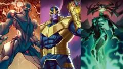 A Marvel Villainous társasban a képregények rossz arcait alakíthatjuk kép