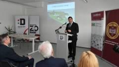 Megnyílt Magyarország első egyetemi inkubációs központja kép