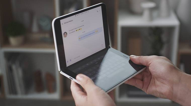 Vegyes a Surface Duo megítélése az első tesztek alapján kép