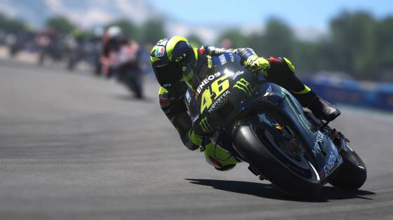 MotoGP 20 infódoboz