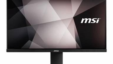 Professzionális felhasználókra céloz az új MSI Pro MP241 monitor kép