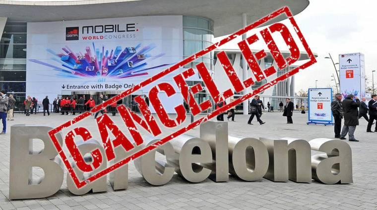 Bréking: lefújták az egész Mobile World Congresst kép