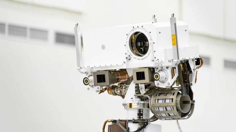 Ezt a kamerát küldi a NASA a Marsra kép