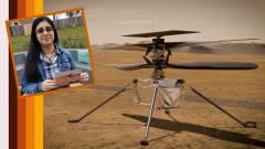 Elnevezték a Marsra szánt helikoptert kép