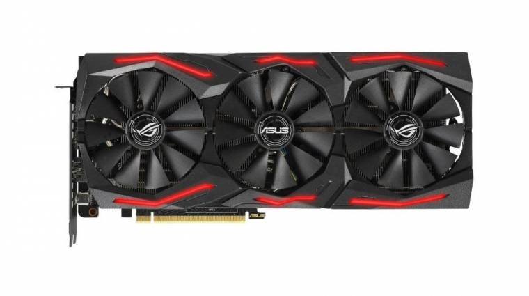 Frissül az ASUS GeForce RTX 2060 sorozata kép
