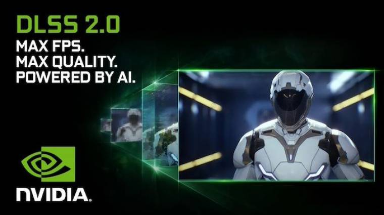 Felturbózza a GeForce RTX kártyák sebességét a DLSS 2.0 kép
