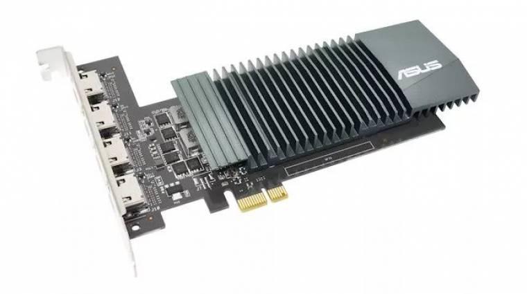 6 éves GPU-t dobott piacra az ASUS, de jó okkal kép