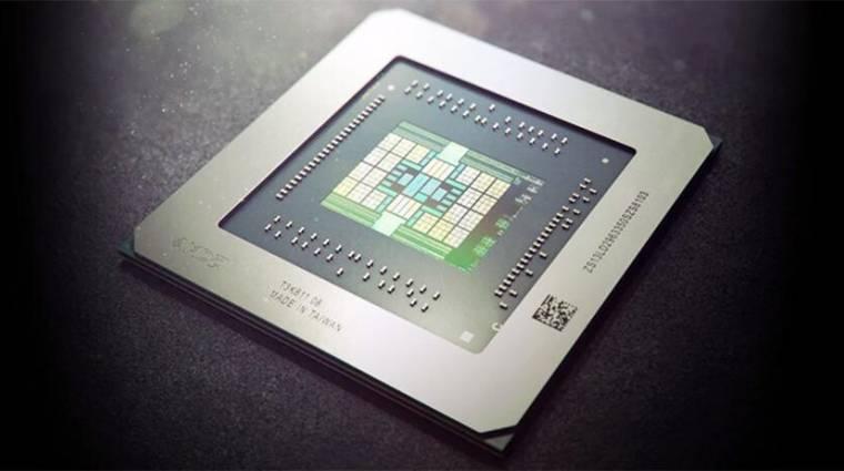 Ügyes technológiákkal turbózzák fel az Ampere videokártyák teljesítményét kép