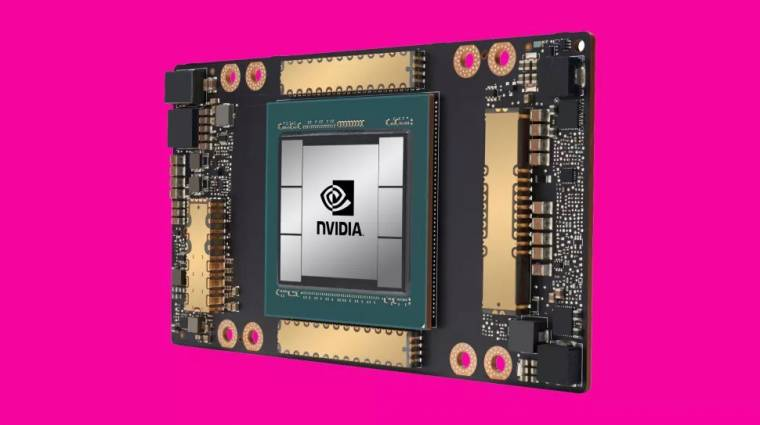 Nyugalom, jönnek az Ampere-alapú GeForce videokártyák is kép