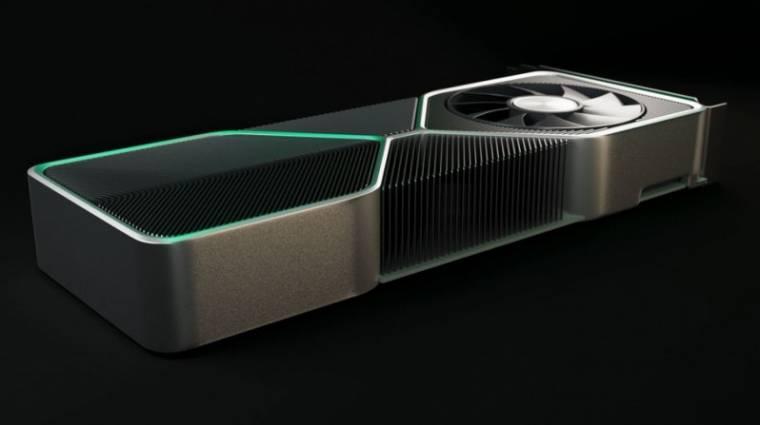 Felbukkant egy Ampere GPU, ami majdnem 31 százalékkal gyorsabb, mint az RTX 2080 Ti kép