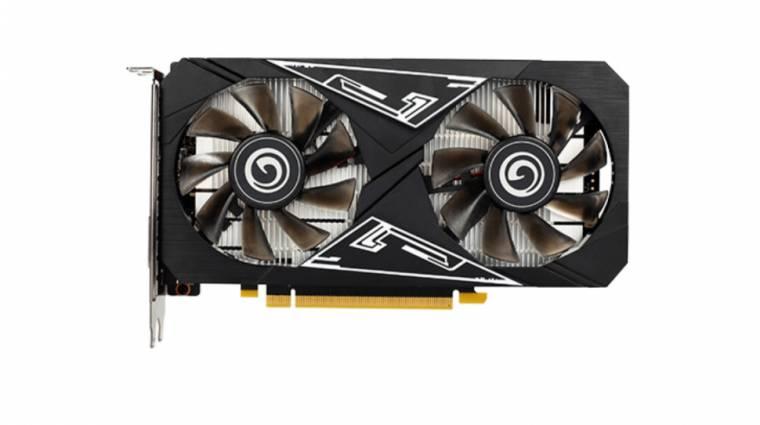 Felbukkant a GeForce GTX 1650 Ultra kép