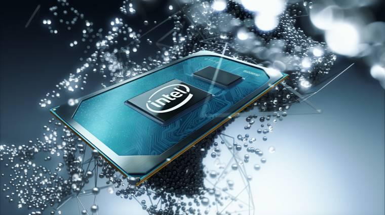 A GeForce MX350-et szorongatja az Intel integrált Xe grafikája kép