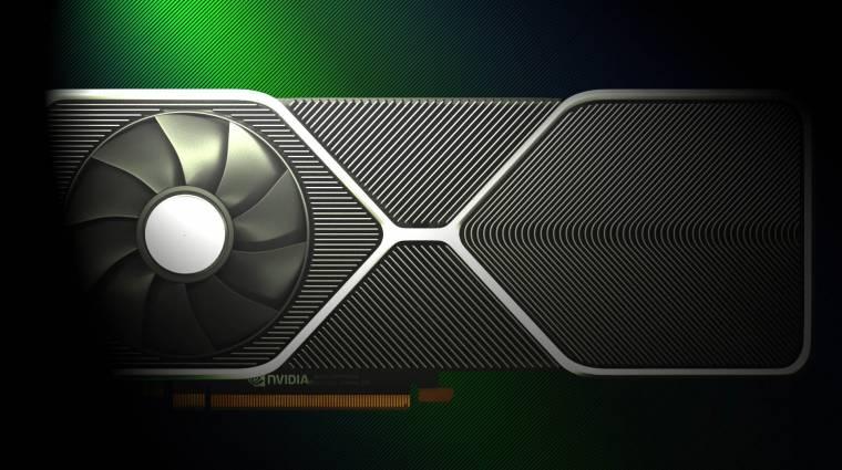 2,1 GHz-en, 10 GB GDDR6X memóriával hasított a GeForce RTX 3080 kép