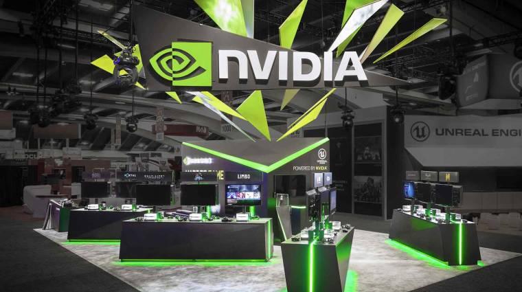 Személyes információkat szivárogtatott az NVIDIA weboldala kép