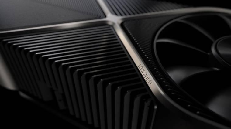 Egész évben hiány lesz a GeForce RTX 3080 és RTX 3090 kártyákból kép