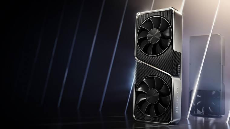 Gyorsabb lesz a GeForce RTX 3070, mint az RTX 2080 Ti kép