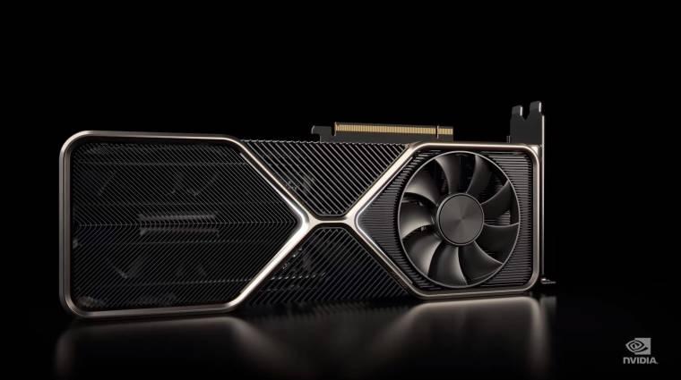 Januárban, 20 GB GDDR6X memóriával jön a GeForce RTX 3080 Ti kép