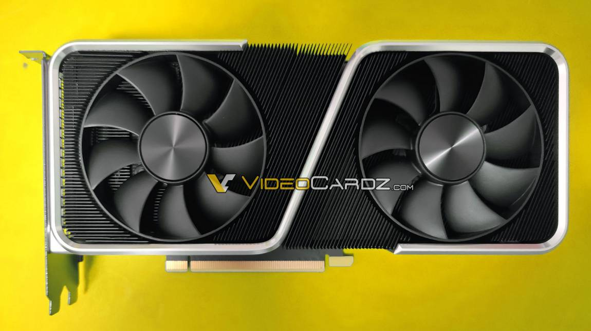 Élőképeken a GeForce RTX 3060 Ti Founders Edition kép