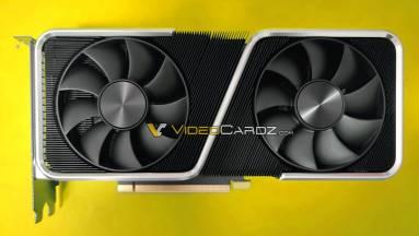 Élőképeken a GeForce RTX 3060 Ti Founders Edition kép