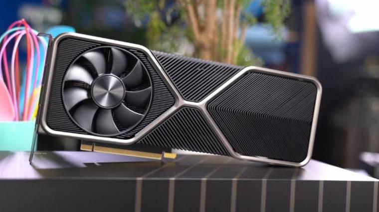 Egy rakás új GeForce kártyát adott el az Nvidia a bányászoknak kép