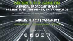 Hamarosan jön a GeForce RTX: Game On, több meglepetés is várható kép