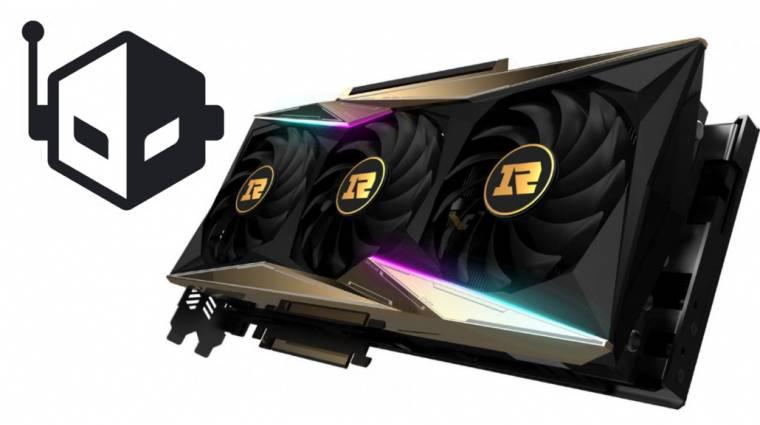 Csak 6 darab készül a GeForce RTX 3090 iGame Vulcan RNG kártyából kép