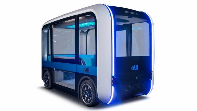 Kanadában már tesztelik az önvezető minibuszokat kép