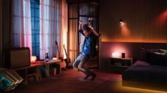 A Spotify-integrációt kapnak a Philips Hue okosizzói kép