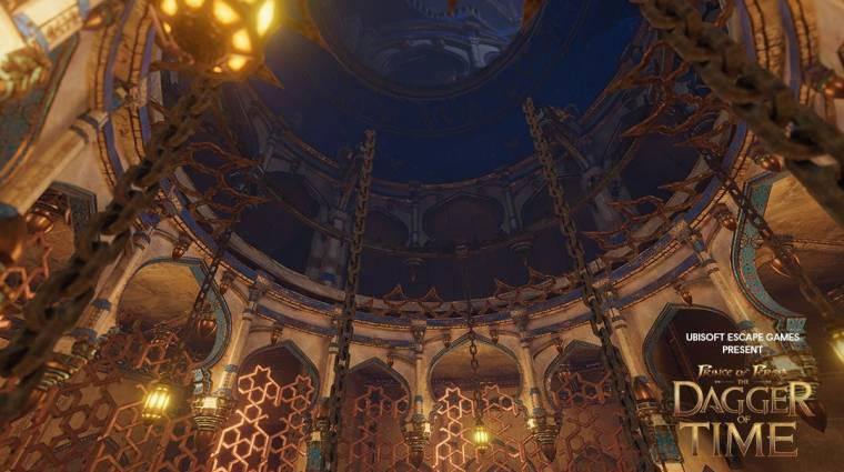 Budapesten is kipróbálható a Prince of Persia VR-kaland bevezetőkép