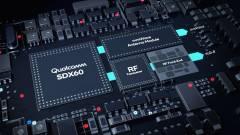 5 nm-es technológiával készül a Snapdragon X60 5G-s modem kép