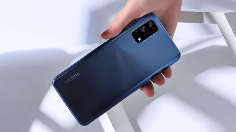 Érdemes odafigyelni az új Realme 7 5G mobilra kép