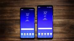 Nem kap Android 10-et a Samsung Galaxy S8 és Galaxy Note 8 kép