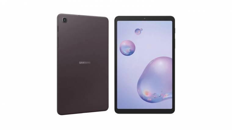 Új Qualcomm chip kerül a Samsung Galaxy Tab A7 2020-as változatába kép