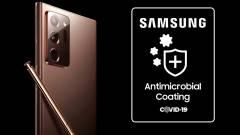 Ledobálja magáról a koronavírust a Samsung telefontokja kép