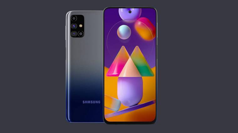 Óriási akkut kap a jóárasított Samsung Galaxy M31s kép