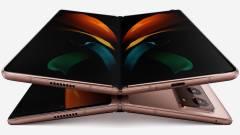 Ennyibe kerül a Samsung Galaxy Z Fold 2 kép