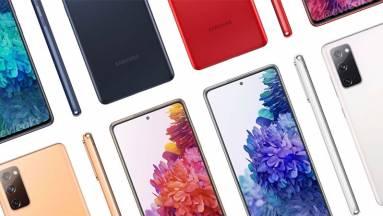 Az iPhone 12-nek vághat oda az olcsóbb Galaxy S20 FE kép