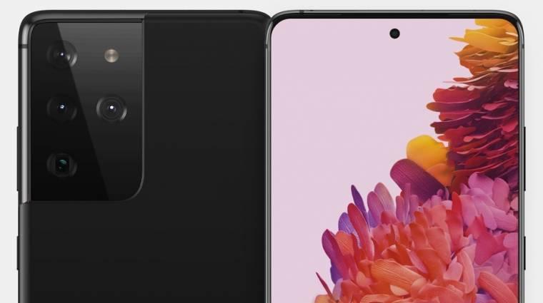 Az iPhone 12 miatt jön korábban a Samsung Galaxy S21 kép