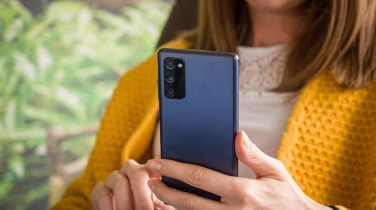 A Samsung egyszerűen nem tudja kijavítani a Galaxy S20 FE érintőkijelzős hibáját kép