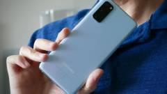A hangoddal is feloldhatod majd a Samsung Galaxy S21 mobilokat kép