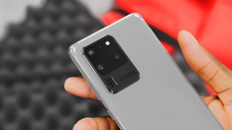 Közeledik a Samsung 600 megapixeles mobilkamerája kép